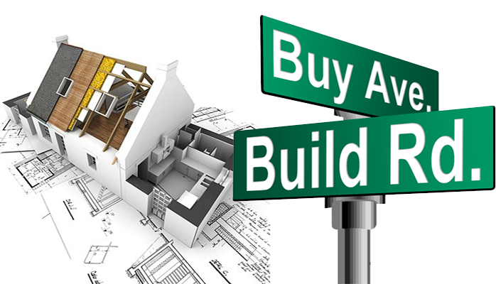 Buy Resale or Build New