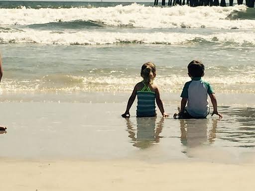 Enjoying Jacksonville Beach