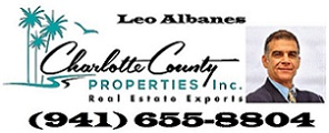 Charlotte County's Real Estate Expert Leo Albanes (941) 626-9000
