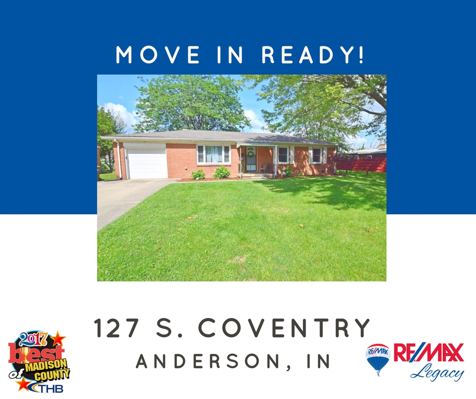 127 S. Coventry, Anderson, IN