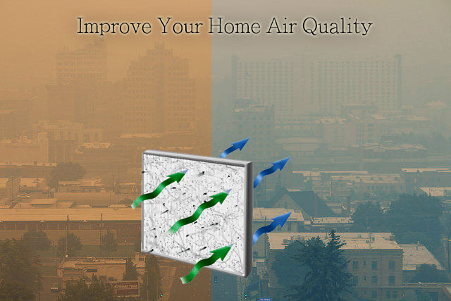Improve Your Homes Air Quality Keep Smoke Out