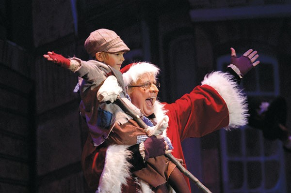 Ira David Wood A Christmas Carol