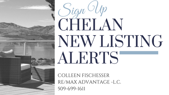 New LIstings Lake Chelan