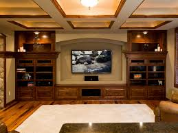 Finished basement in Liberty Twp