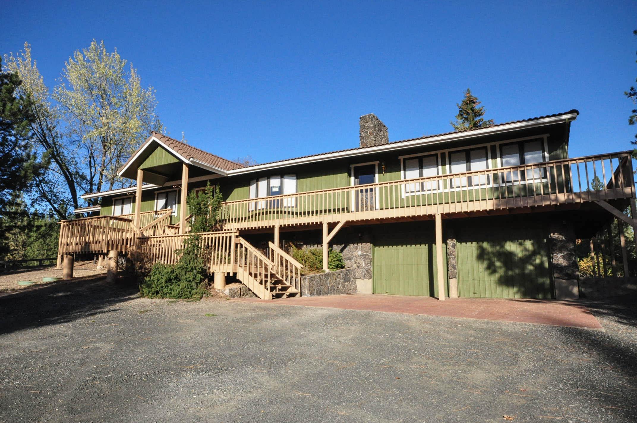 17023 E Scribner Spokane, WA Front View
