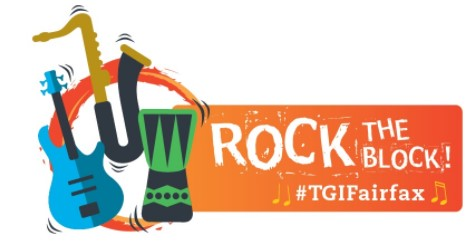 Rock The Block #TGIFairfax