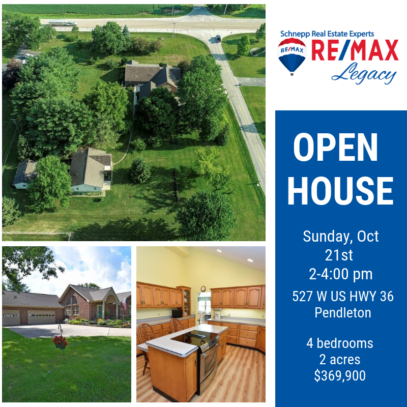 527 W US HWY 36 Open House