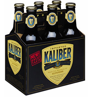 Order Kaliber non-alcoholic beer by Guinness