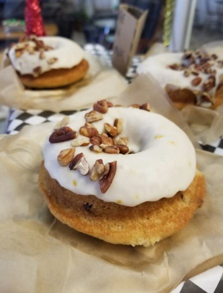 Southie Coffee Vegan Donuts