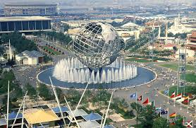 The Flushing Meadows Unisphere
