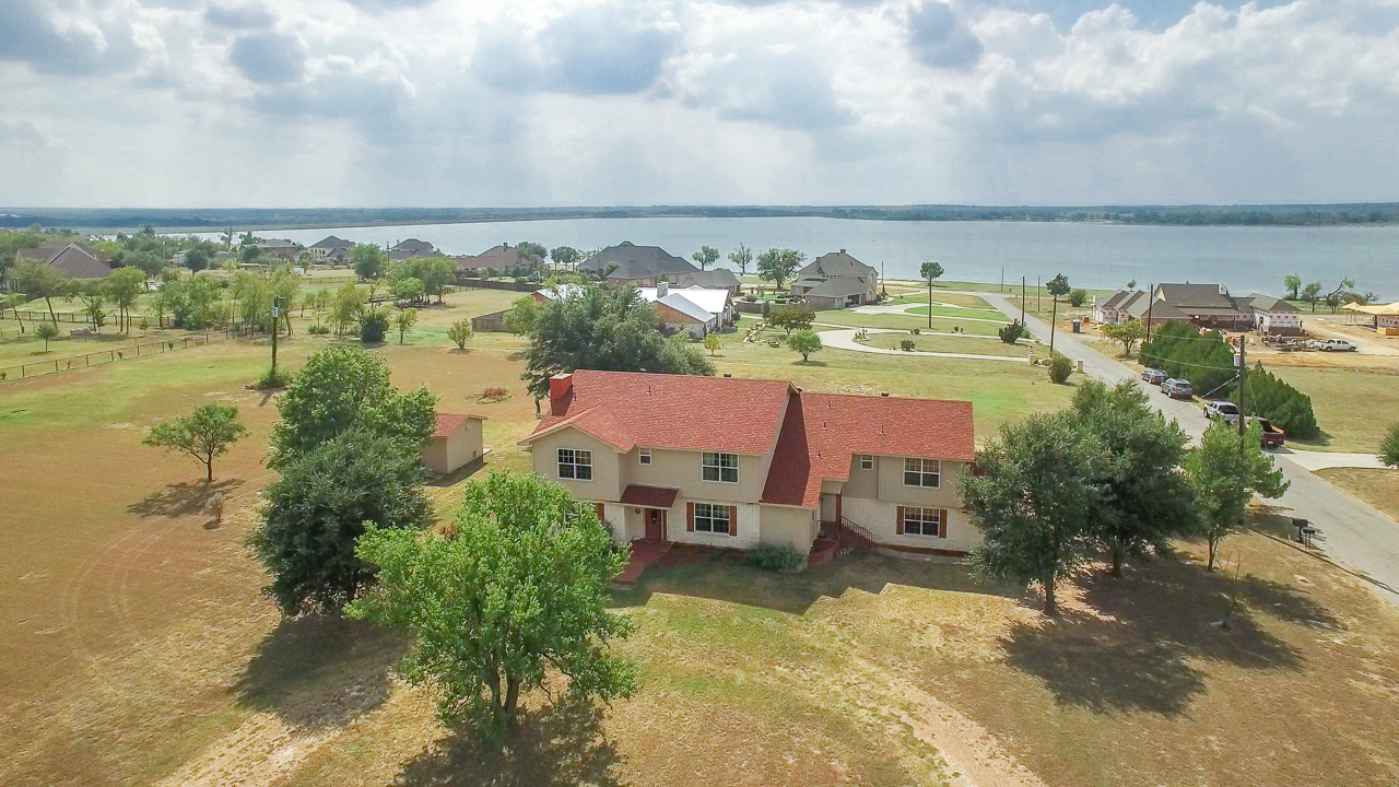 2100 Harvest Hill in Cleburne - Aerial