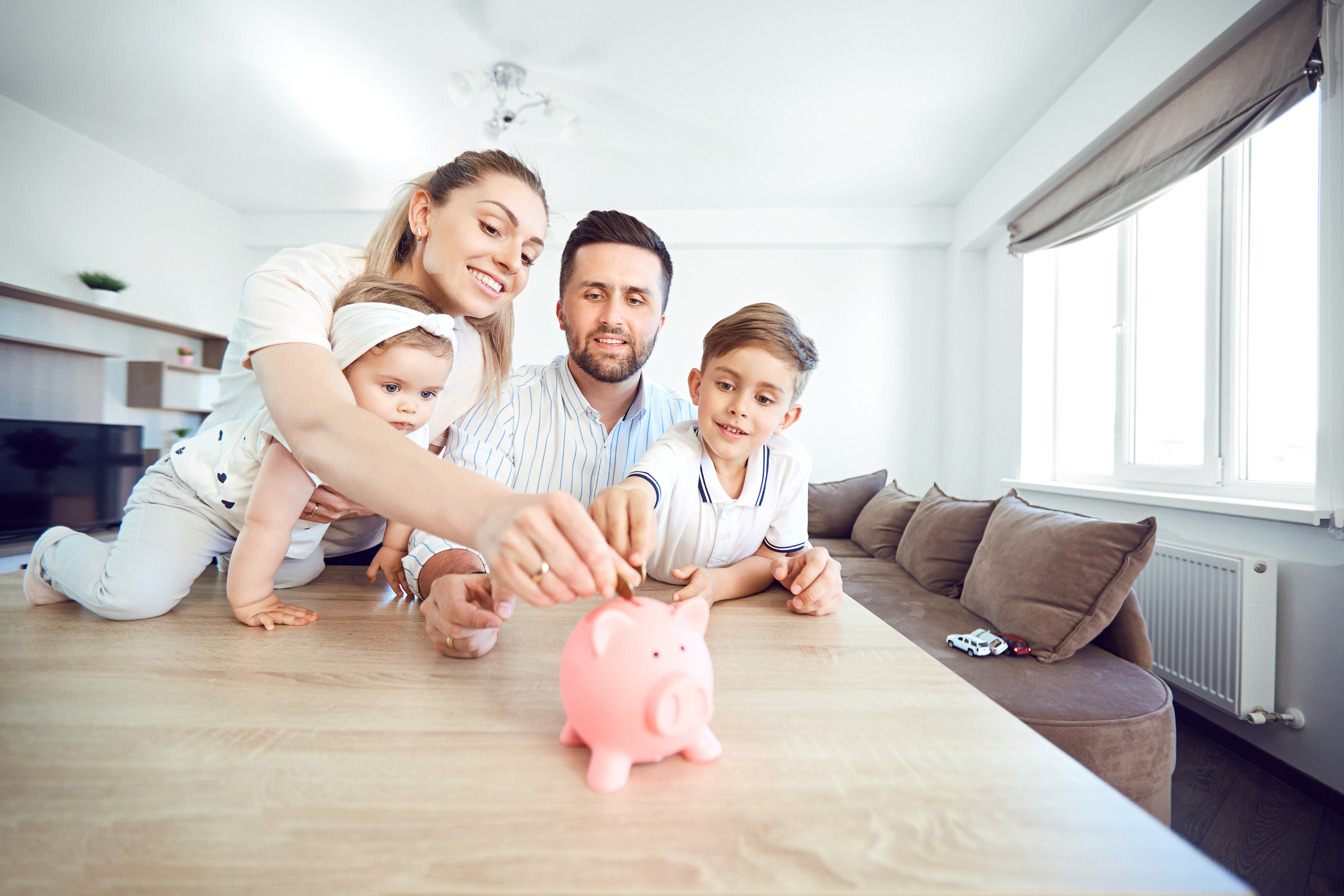 Increase your family wealth through home ownership!