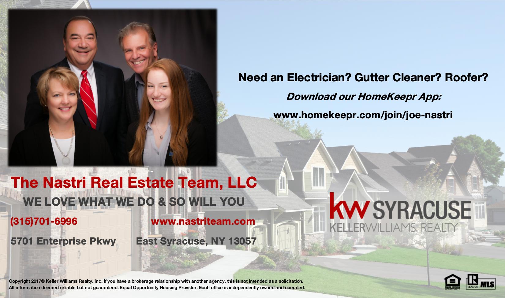 The Nastri Real Estate Team, LLC