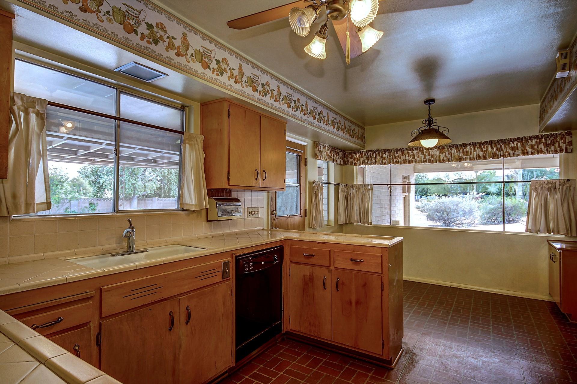 1960's Kitchen