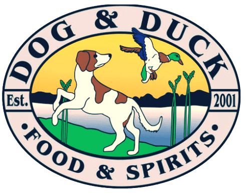 Dog & Duck Logo
