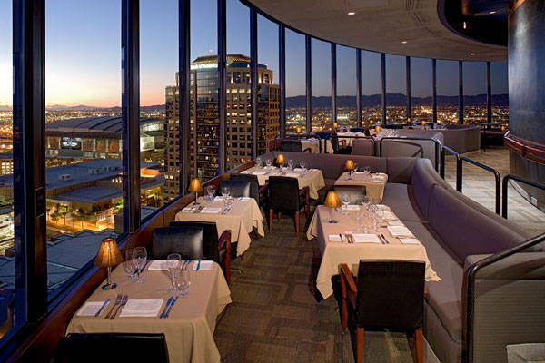 Best Restaurants With A View In Scottsdale And Phoenix