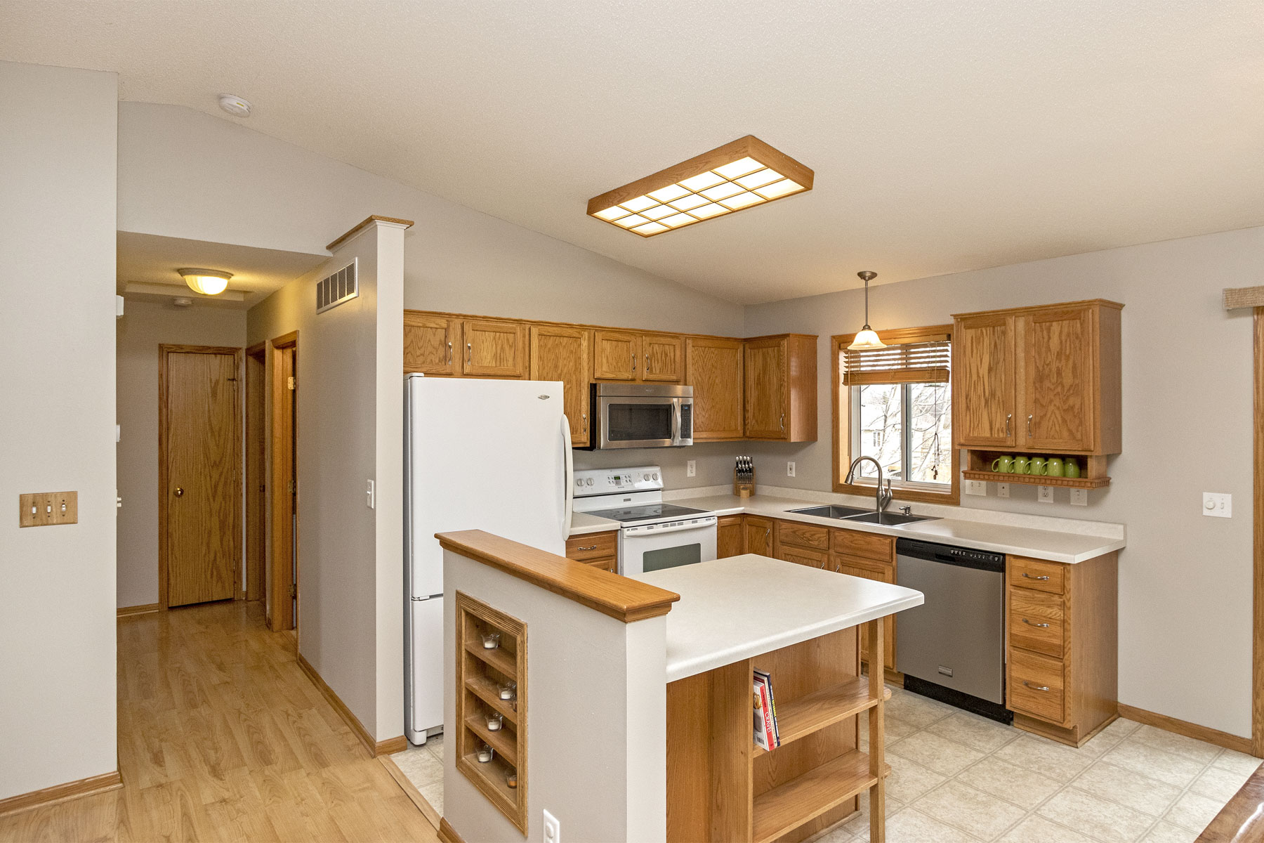 Kitchen - 414 8th st nw dodge center