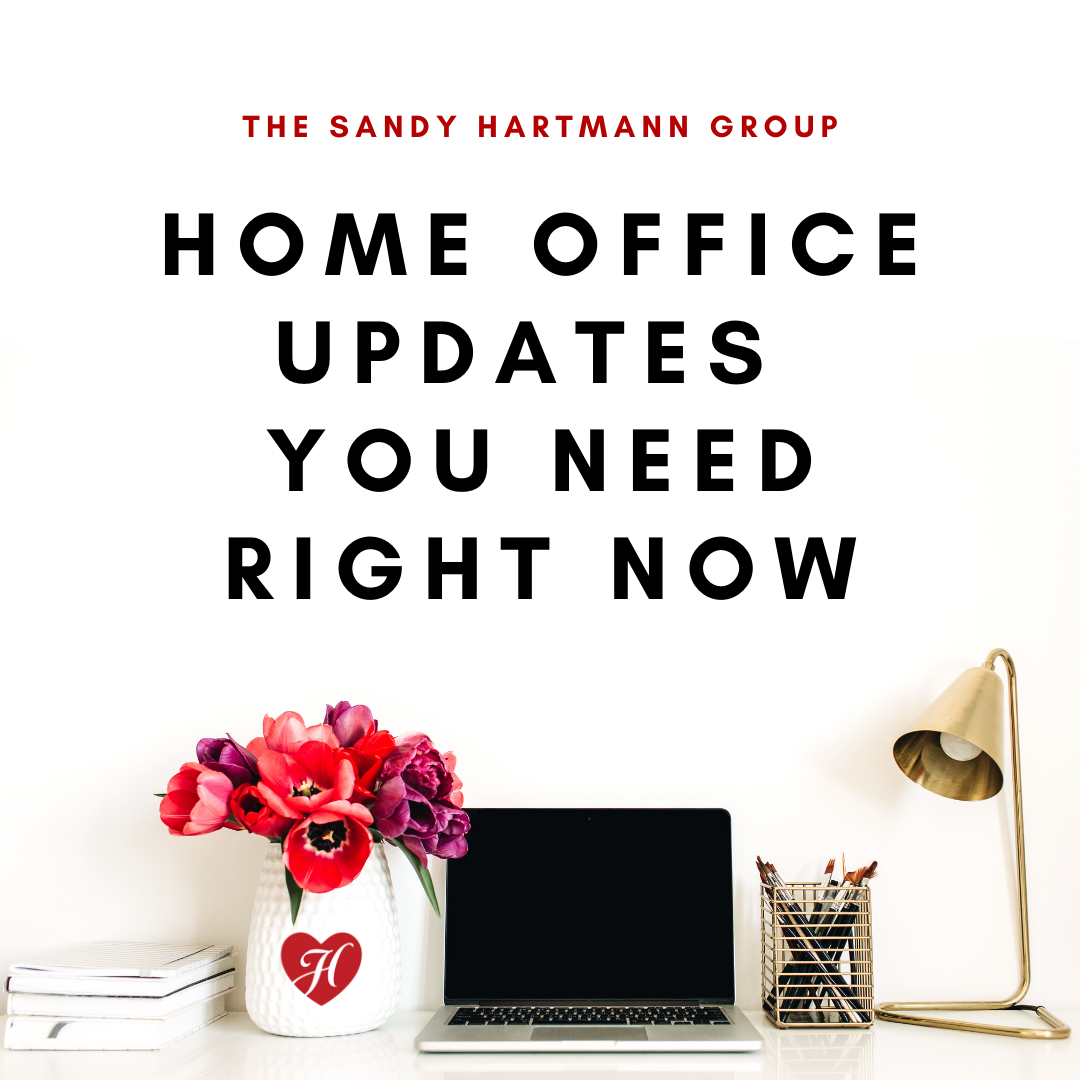 Home Office Updates You Need Right Now