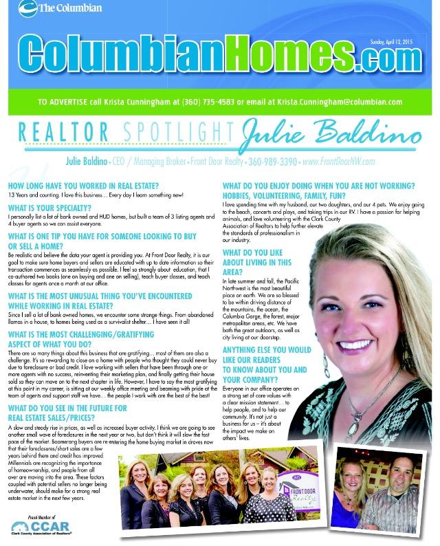 Julie Baldino