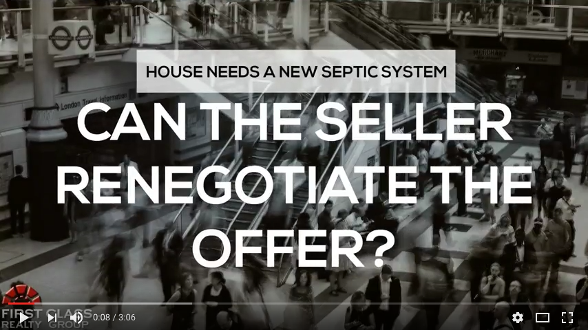 Can The Seller Renegotiate The Offer
