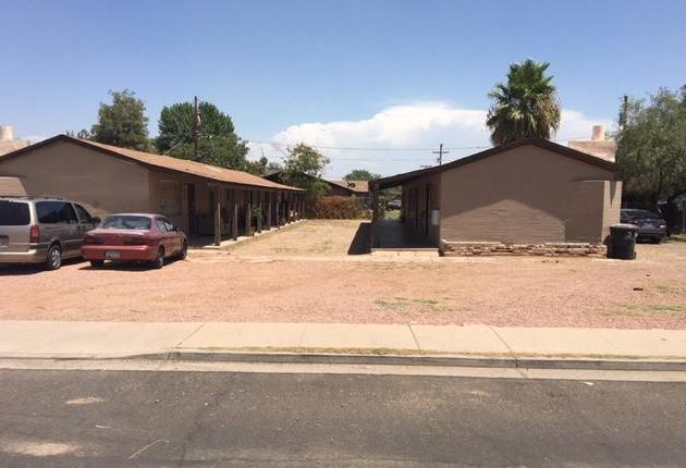 four plex off market property mesa az