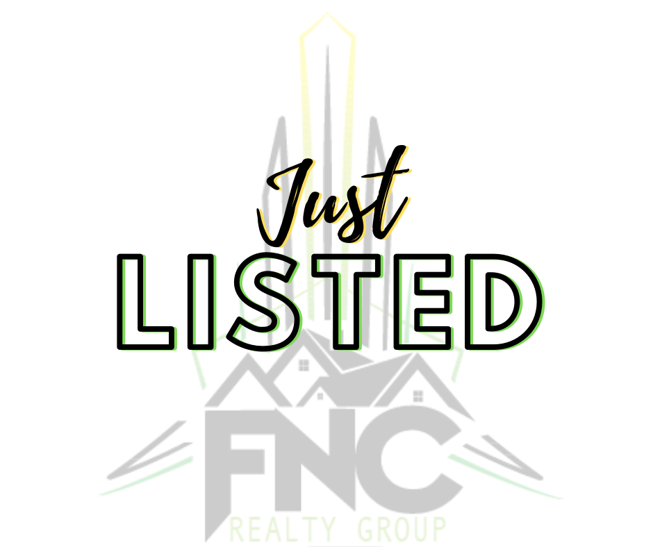 Just Listed by FNC Realty Group