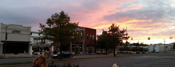 Keep Whitesboro Beautiful Down Town Whitesboro Texas