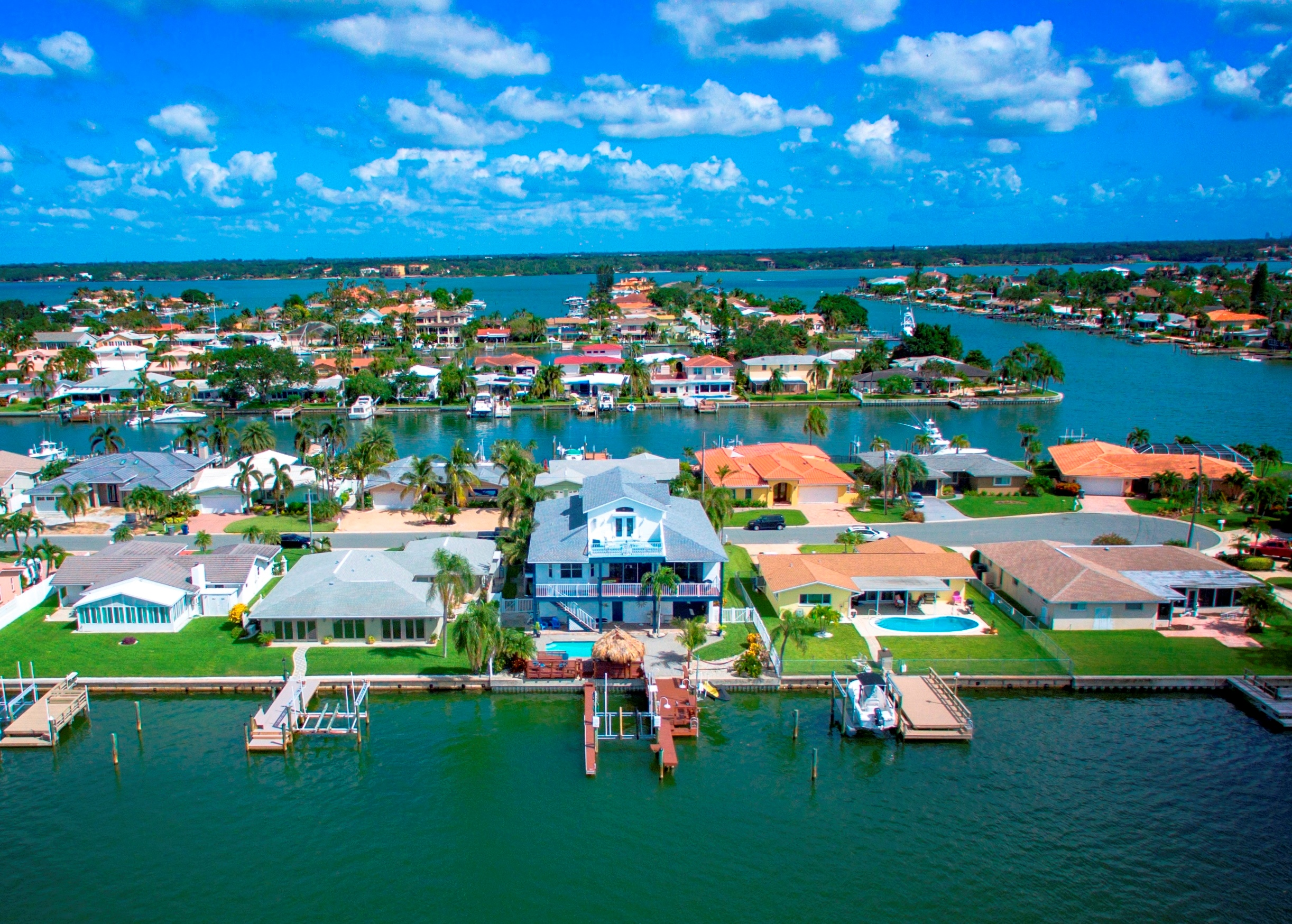 Search Waterfront Homes Now