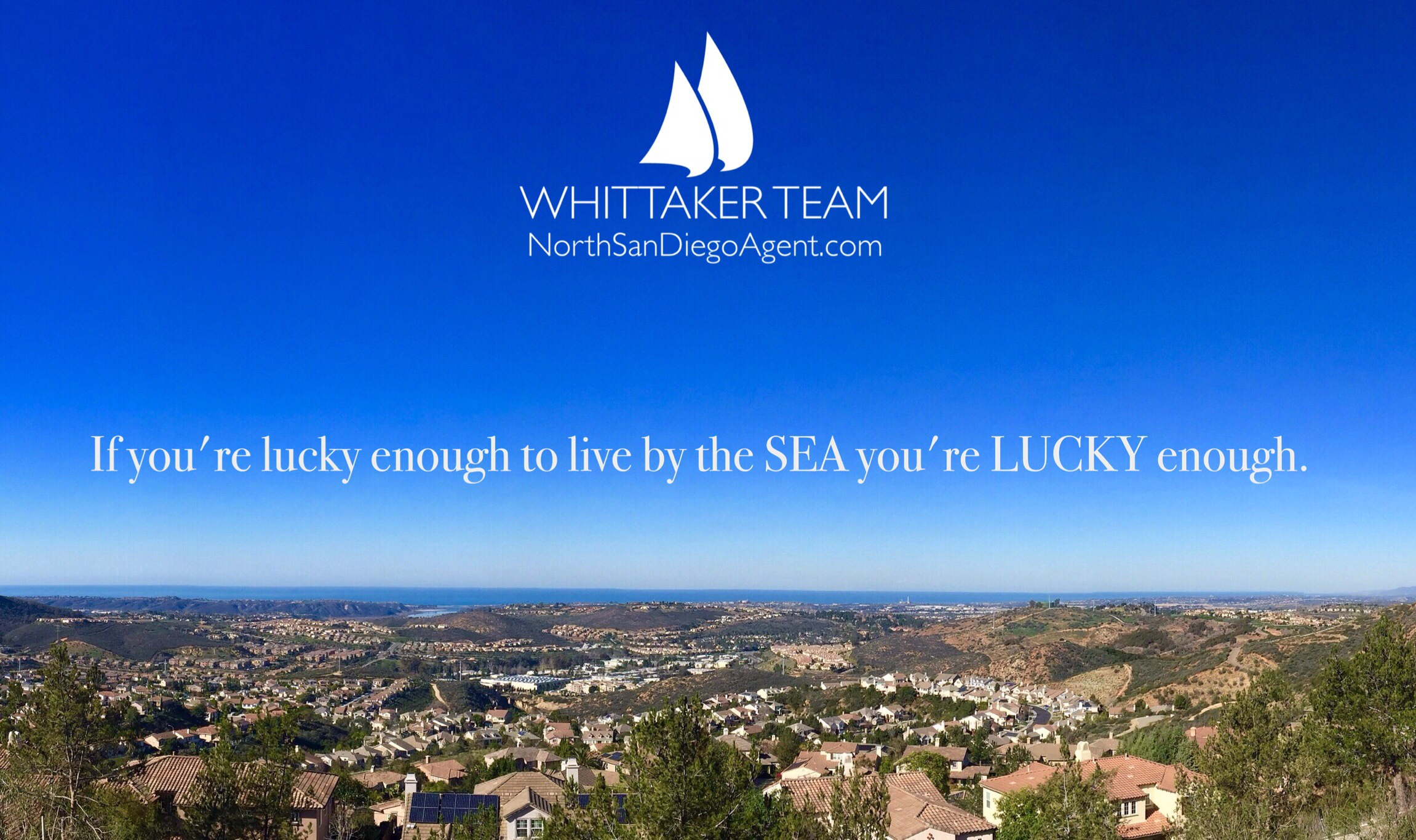 Click for North San Diego Real Estate Search