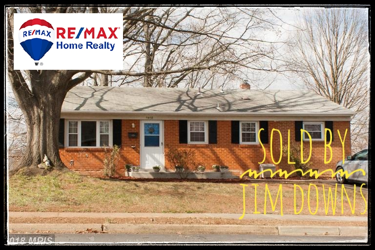 9410 Spotsylvania St sold by Jim Downs