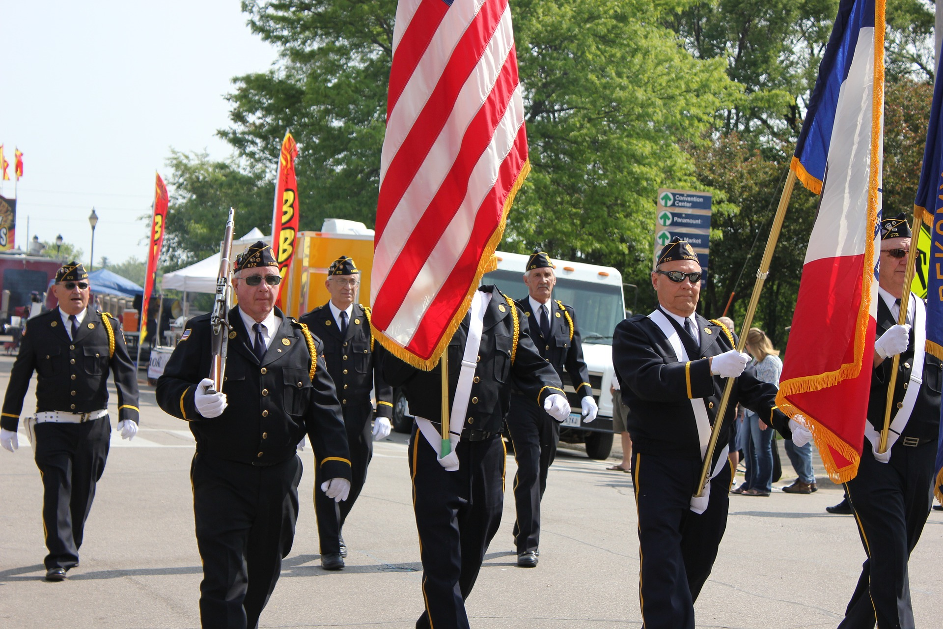 Celebrate Memorial Day in Sussex County
