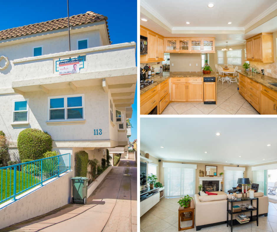 113 S Guadalupe #A - Redondo Beach Townhouse For Sale