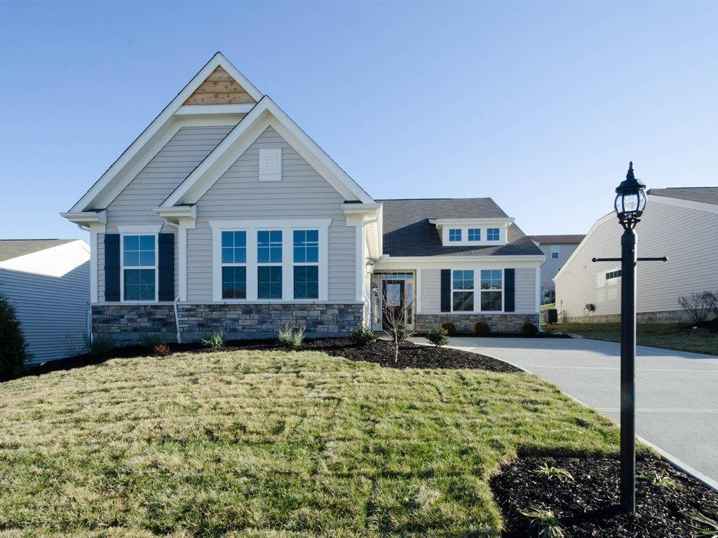 Fischer Homes - MAXWELL Model At Orleans North