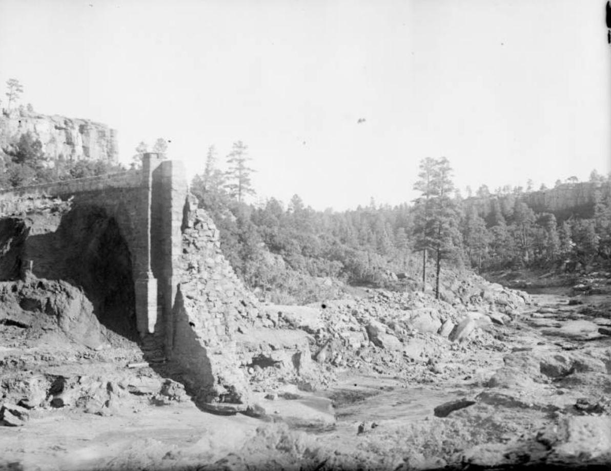 Castlewood Dam AFTER