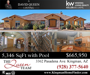 Custom Home In <a href='http://az.bmpnetwork.com/index.php?types[]=1&types[]=2&areas[]=city:Kingman&beds=0&baths=0&min=0&max=100000000&map=0&quick=1&submit=Search' title='Search Properties in Kingman'>Kingman</a>, AZ