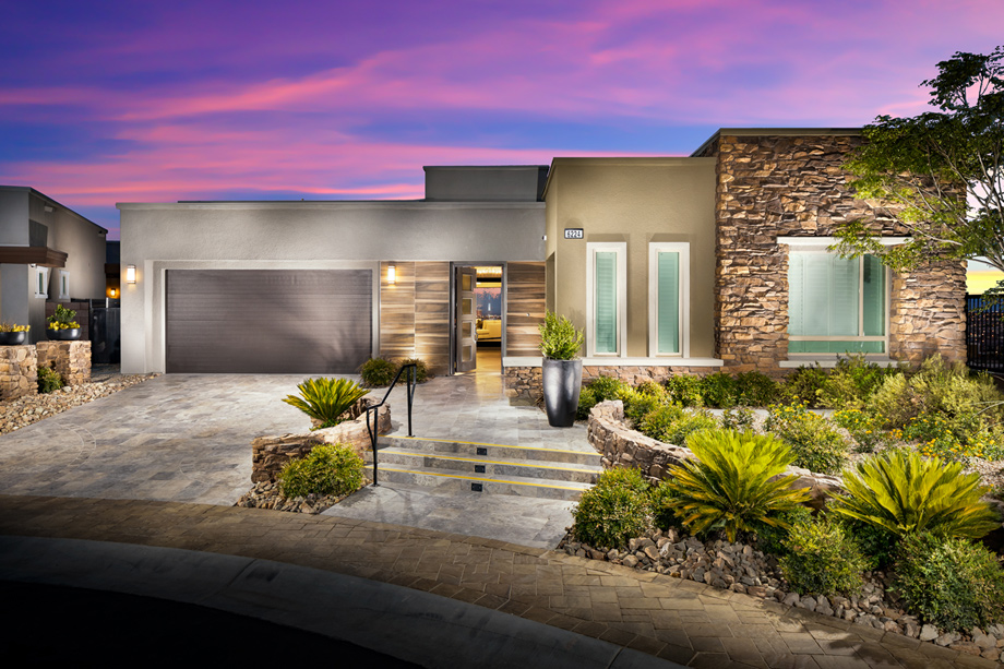 Toll Bothers Ironwood Community In Summerlin The Cliffs