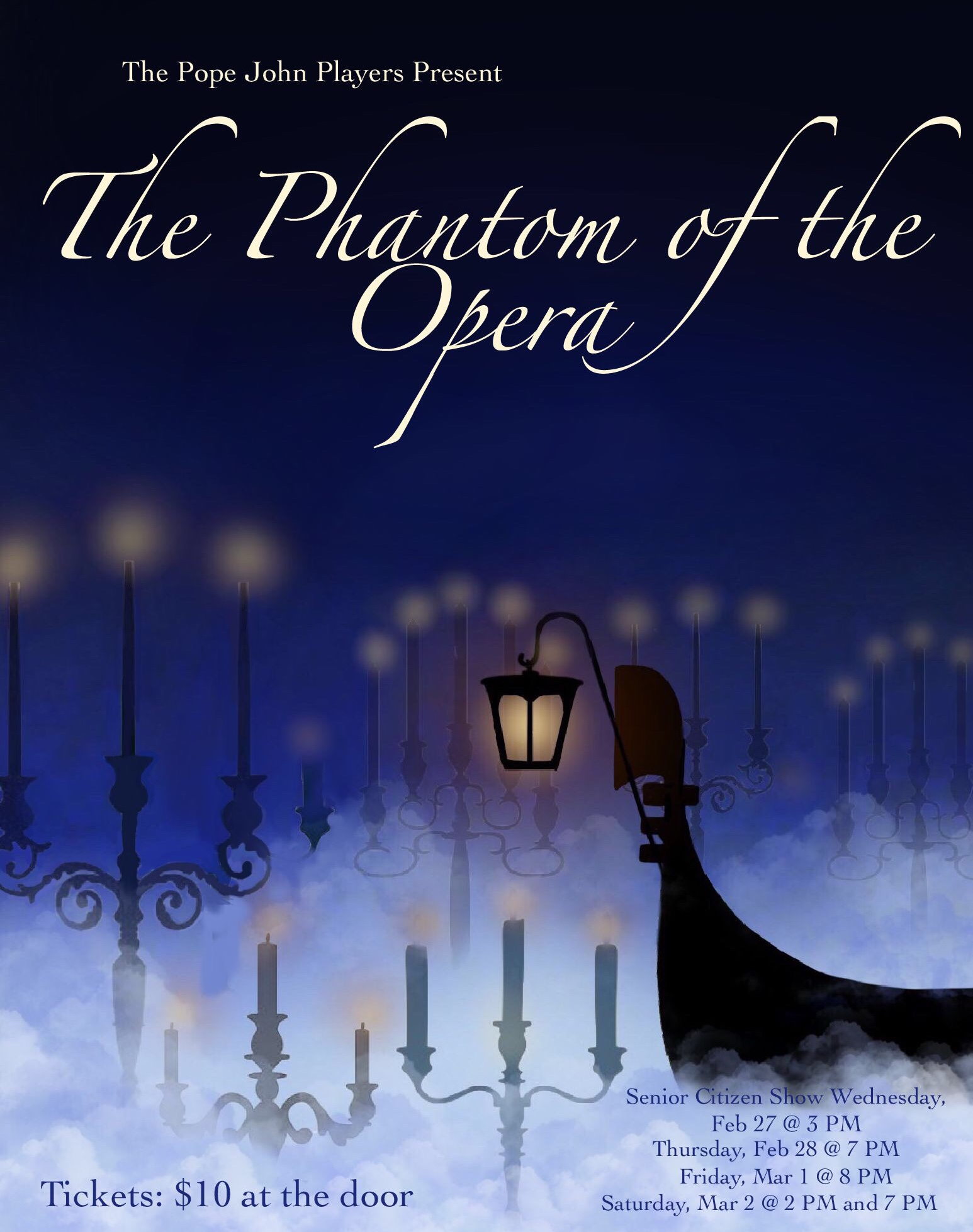 Wonderful musical theater at a great price!