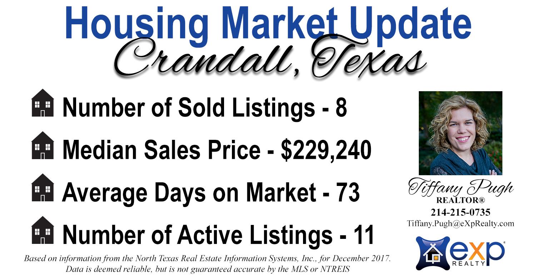 Home Sales Crandall TX