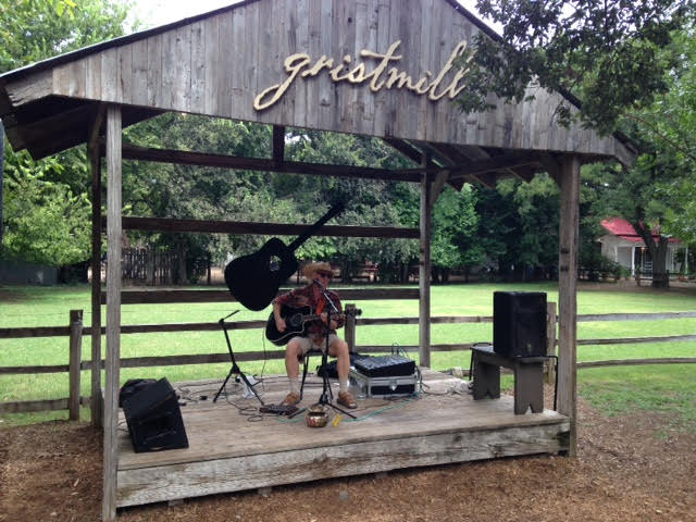 The Gristmill.