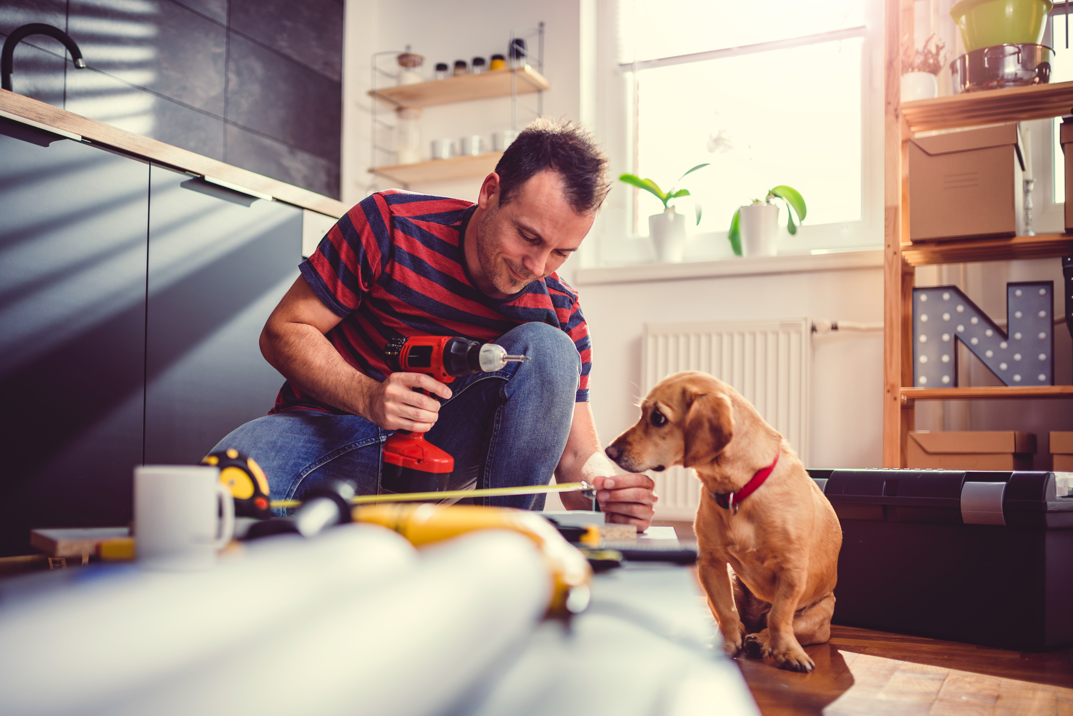 Learn which home improvements will net YOU the most ROI!