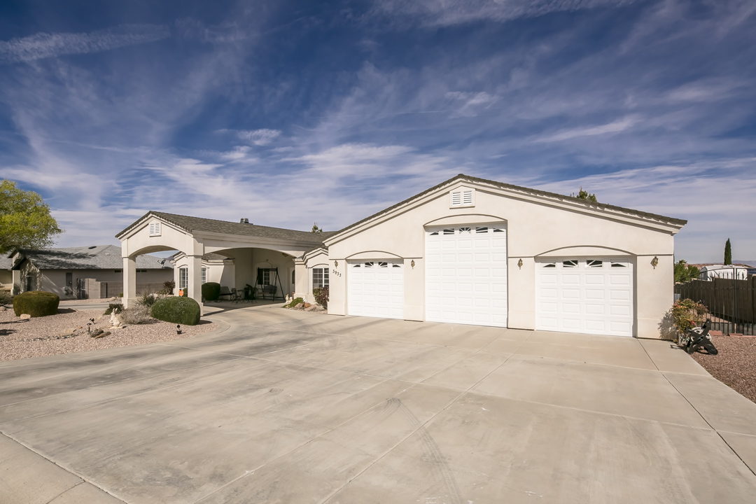 RV Garage Homes in Kingman AZ