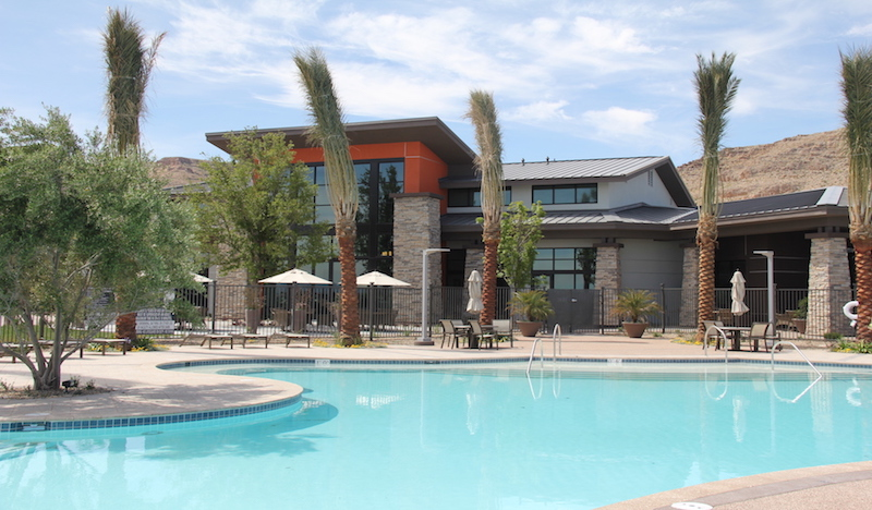 Regency at Summerlin 22,000-square foot community center