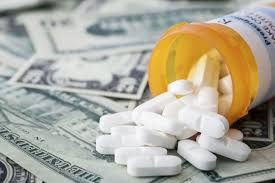 Prescription drugs and money