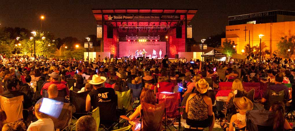 50 FREE CONCERTS A YEAR!