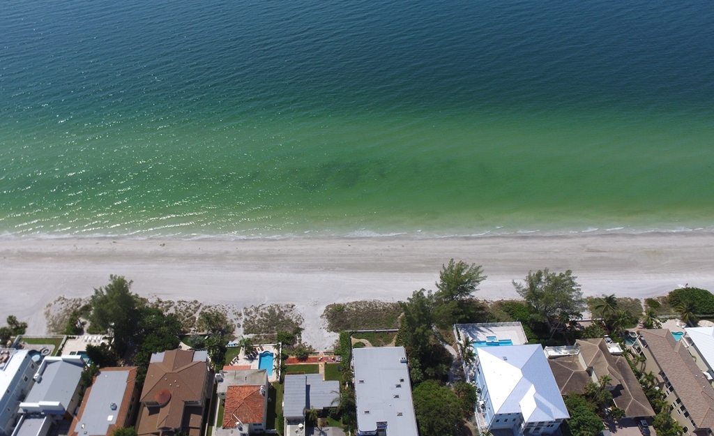 Redington Beach 'Tear Down' beachfront home- Sold for 99% of List Price for $1.69M