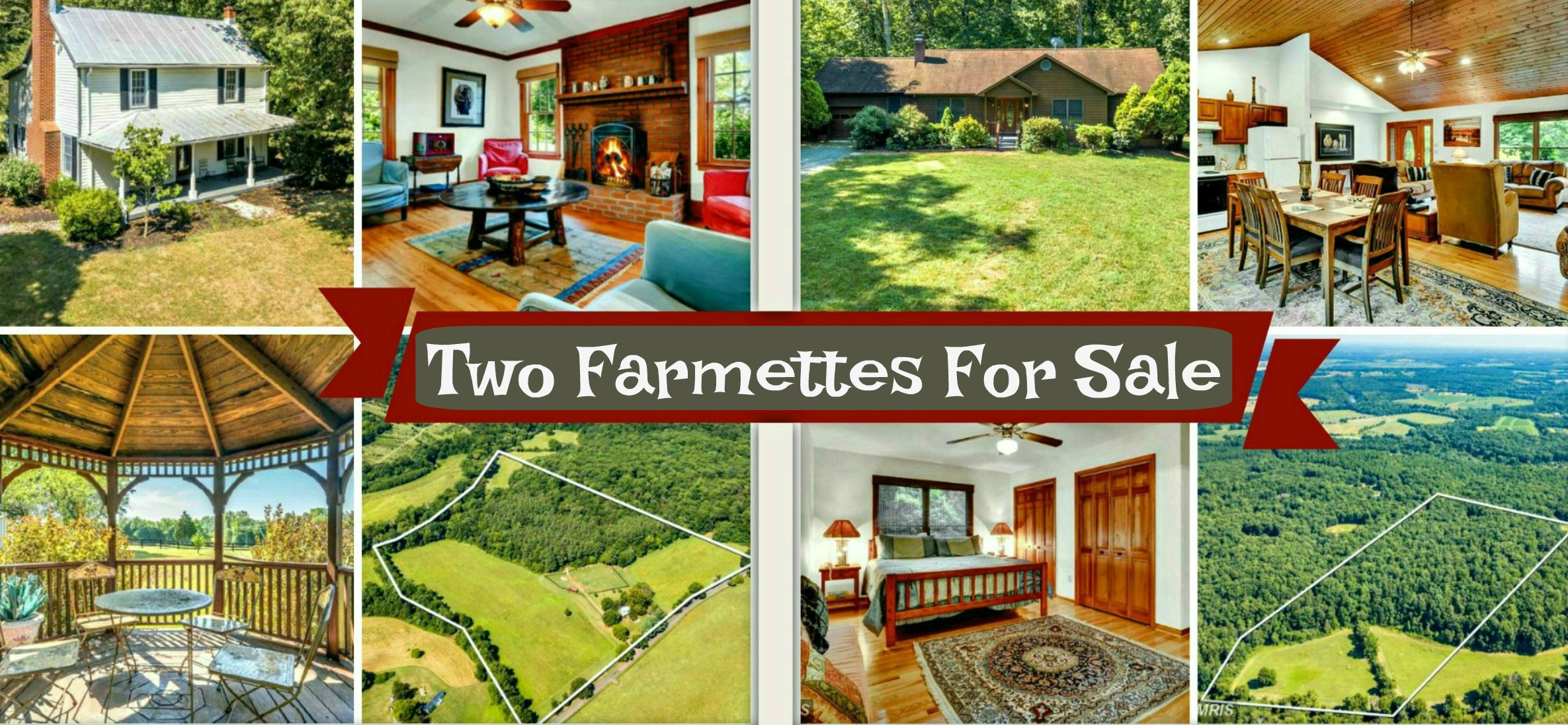 Farmette for Sale in Culpeper, Virginia