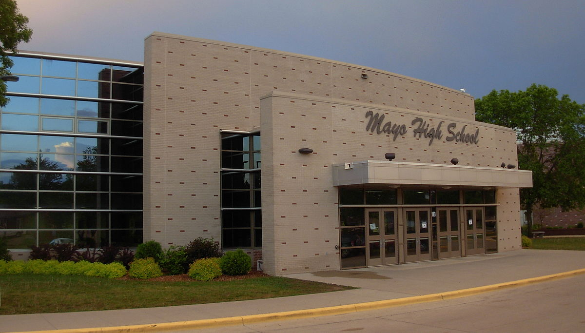 Mayo High School Rochester MN Real Estate
