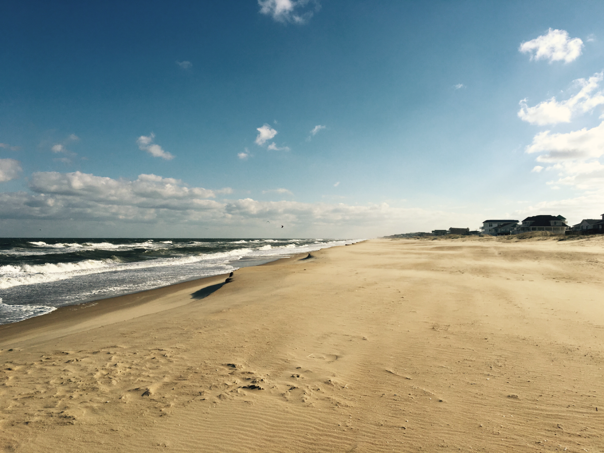 Sandbridge in the Spring