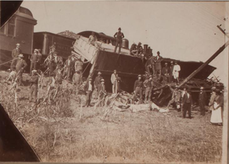 Catastrophe Strikes The Buffalo Bill Wild West Show