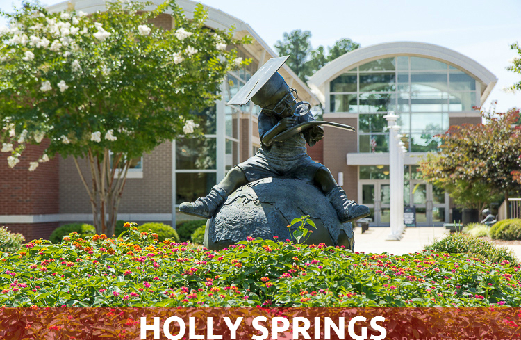 Holly Springs Cultural Center